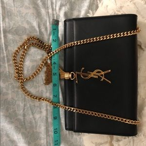 Ysl so kate with gold tassel